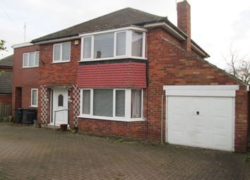 Thumbnail 4 bed detached house for sale in Falcon Way, Dinnington, Sheffield