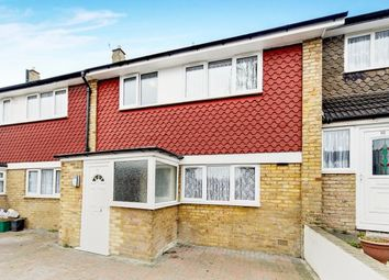 Thumbnail 3 bed terraced house for sale in Bracken Avenue, Shirley, Croydon, Surrey