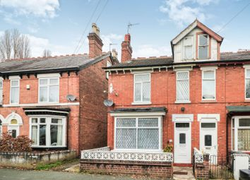 Thumbnail 4 bed semi-detached house for sale in Avondale Road, Wolverhampton