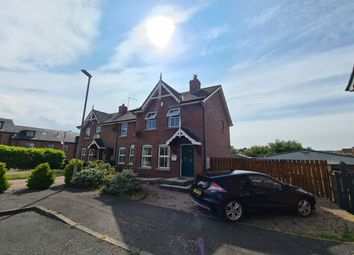 Thumbnail 2 bed terraced house for sale in Ardvanagh Brae, Conlig, Newtownards