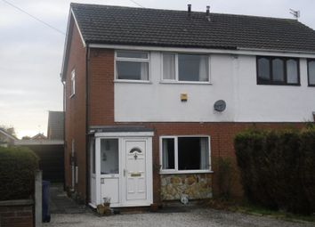 Thumbnail 3 bed semi-detached house for sale in 34 Fir Trees Crescent, Lostock Hall