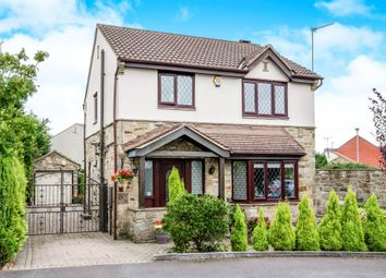 Thumbnail 3 bed detached house for sale in Meadowgate Drive, Lofthouse, Wakefield