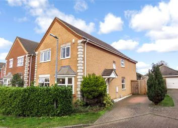 Thumbnail 5 bed detached house for sale in Playfield Close, Biggleswade, Bedfordshire