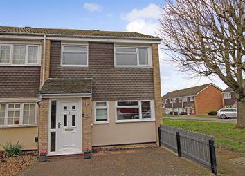 Thumbnail 3 bed terraced house for sale in Northolt Avenue, Bishop's Stortford