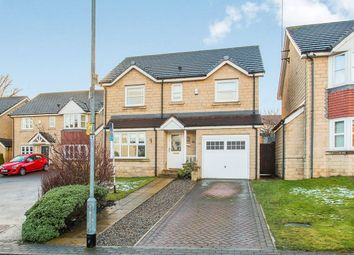 Thumbnail 5 bed detached house to rent in Summerbank Close, Drighlington, Bradford