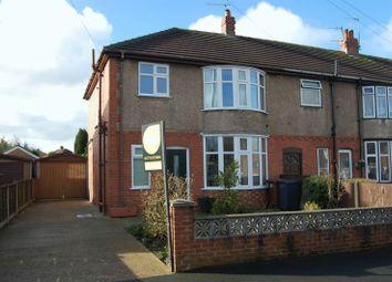 Thumbnail 3 bed semi-detached house for sale in West Park Avenue, Ashton-On-Ribble, Preston