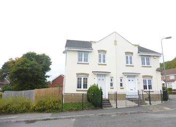 Thumbnail 3 bedroom property to rent in Clos Celyn, Barry