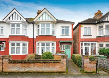 Thumbnail 3 bed semi-detached house for sale in Chandos Road, Harrow, Middlesex