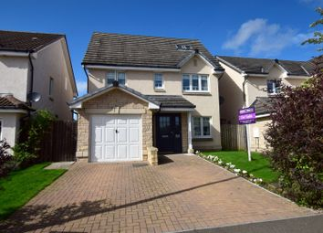 Thumbnail 4 bed detached house for sale in Wyndhead Way, Lauder