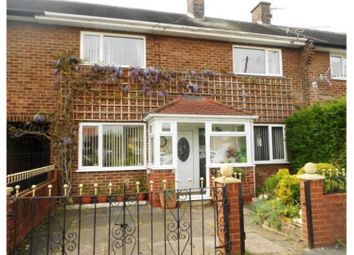 Thumbnail 3 bed terraced house for sale in Norcott Drive, Warrington
