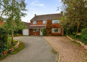 Thumbnail 4 bed detached house for sale in River View, Landing Lane, Hemingbrough, Selby