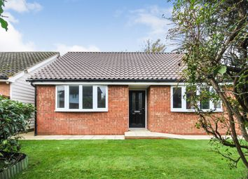 Thumbnail 3 bed bungalow for sale in Ash Groves, Sawbridgeworth, Hertfordshire