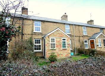 Thumbnail 2 bed terraced house for sale in High Street, Abbotsley, St. Neots