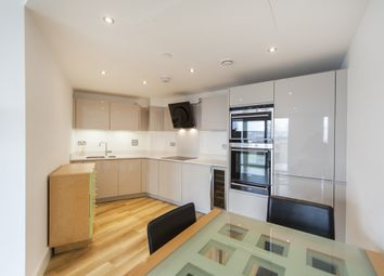 Thumbnail 2 bed flat to rent in Altitude Point, 71 Alie Street, London