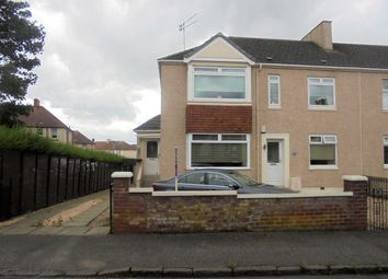 Thumbnail 2 bed flat for sale in Kennedy Street, Wishaw