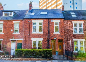Thumbnail 4 bed maisonette for sale in Claremont Road, Newcastle Upon Tyne, Tyne And Wear