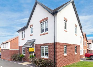 Thumbnail 3 bed detached house for sale in Stoney View, Creswell, Worksop, Derbyshire