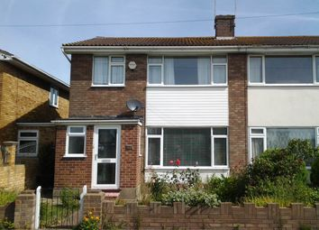 Thumbnail 3 bedroom property to rent in Furtherwick Road, Canvey Island, Essex