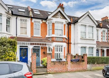 Thumbnail 5 bed terraced house for sale in Kingsway, Mortlake