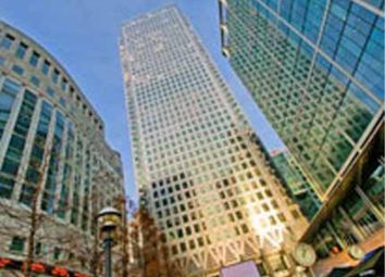 Thumbnail Serviced office to let in One, Canada Square, Canary Wharf, London, Greater London, England