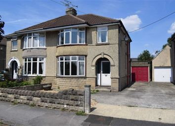 Thumbnail 3 bed semi-detached house for sale in Canterbury Street, Chippenham, Wiltshire