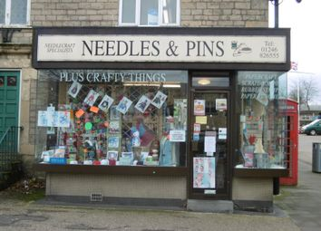 Thumbnail Commercial property for sale in Needles & Pins, 36A Market Place, Bolsover, Chesterfield, Derbyshire
