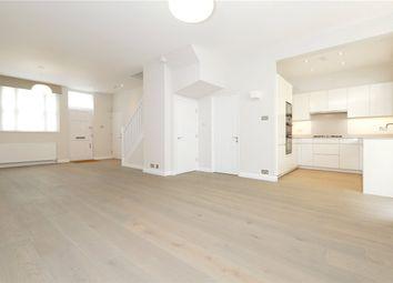 Thumbnail 3 bedroom mews house to rent in Rodmarton Street, London