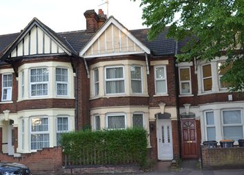 Thumbnail 4 bed terraced house to rent in 4/5 Bedroom Terraced House, Ampthill Road, Bedford