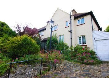 Thumbnail 4 bed semi-detached house for sale in Blenheim Park Road, South Croydon