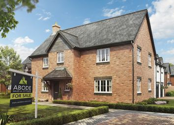 Thumbnail 5 bed detached house for sale in Bramshall Road, Uttoxeter