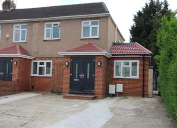 Thumbnail 4 bed semi-detached house to rent in Willow Tree Lane, Yeading, Hayes