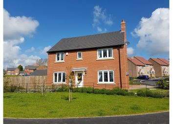 Thumbnail 4 bed detached house for sale in Paddock Drive, Smalley