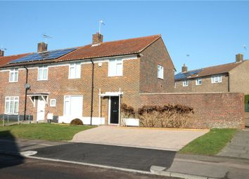 Thumbnail 3 bed end terrace house to rent in Waterfield, Tadworth