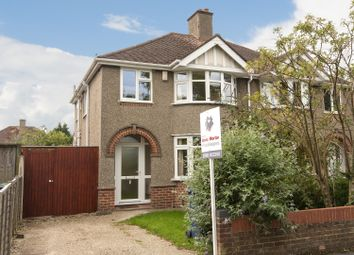 Thumbnail 3 bed semi-detached house to rent in Margaret Road, Headington, Oxford