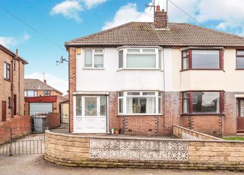 Thumbnail 3 bedroom semi-detached house for sale in Ashbourne Avenue, Cleckheaton