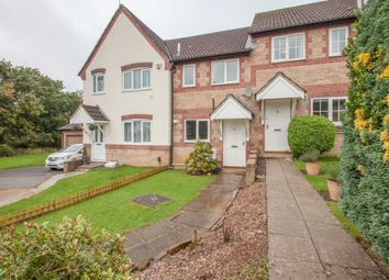 Thumbnail 2 bed terraced house for sale in Larch Drive, Woolwell, Plymouth