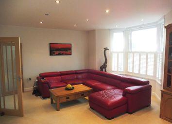 Thumbnail 3 bedroom maisonette for sale in Albert Crescent, Penarth