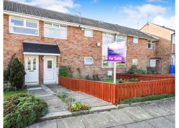 Thumbnail 3 bed terraced house for sale in Dunster Close, Darlington