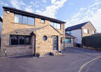 Thumbnail 4 bed detached house for sale in Gregory Drive, Kirkburton, Huddersfield