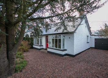 Thumbnail 3 bed terraced bungalow for sale in 94, Woodburn Road, Carrickfergus