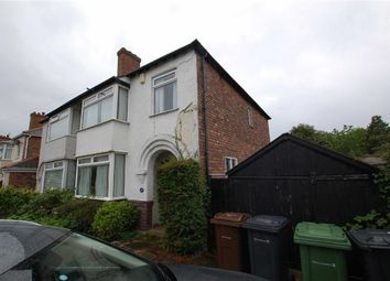 Thumbnail 3 bed semi-detached house for sale in Willedstan Avenue, Crosby, Liverpool