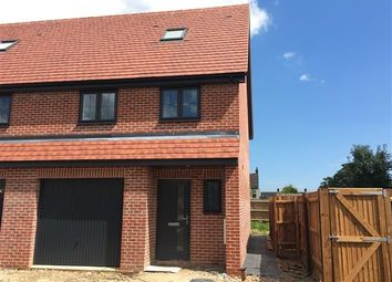 Thumbnail 3 bed town house for sale in Foxhall Road, Ipswich