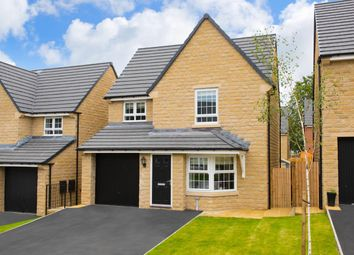 "Thumbnail 3 bed detached house for sale in ""Kelston"" at Manywells Crescent, Cullingworth, Bradford"