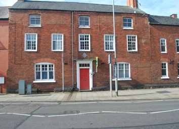 Thumbnail 1 bed flat to rent in High Street, Syston, Leicester, Leicestershire