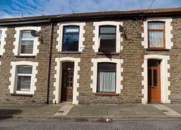Thumbnail 3 bed terraced house to rent in Ardwyn Terrace, Gelli, Pentre