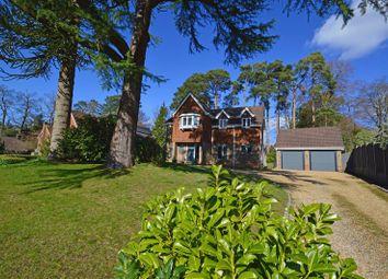 4 bed detached house for sale in Stonedene Close, Headley Down, Bordon GU35