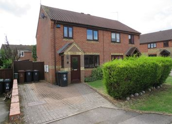 Thumbnail Semi-detached house for sale in Bugby Way, Raunds, Wellingborough