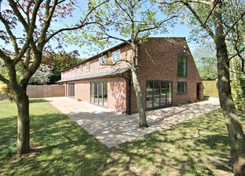Thumbnail 3 bed barn conversion to rent in Woodend Lane, Mobberley, Knutsford