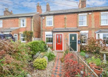 Thumbnail 2 bed semi-detached house for sale in Eythrope Road, Stone, Aylesbury