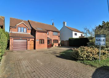 Thumbnail 4 bed detached house for sale in Dereham Road, Mattishall
